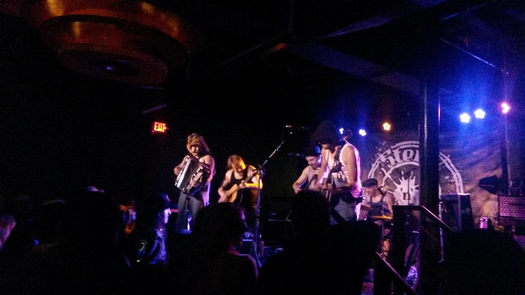 Steve-n-Seagulls Concert Feb 7, 2017